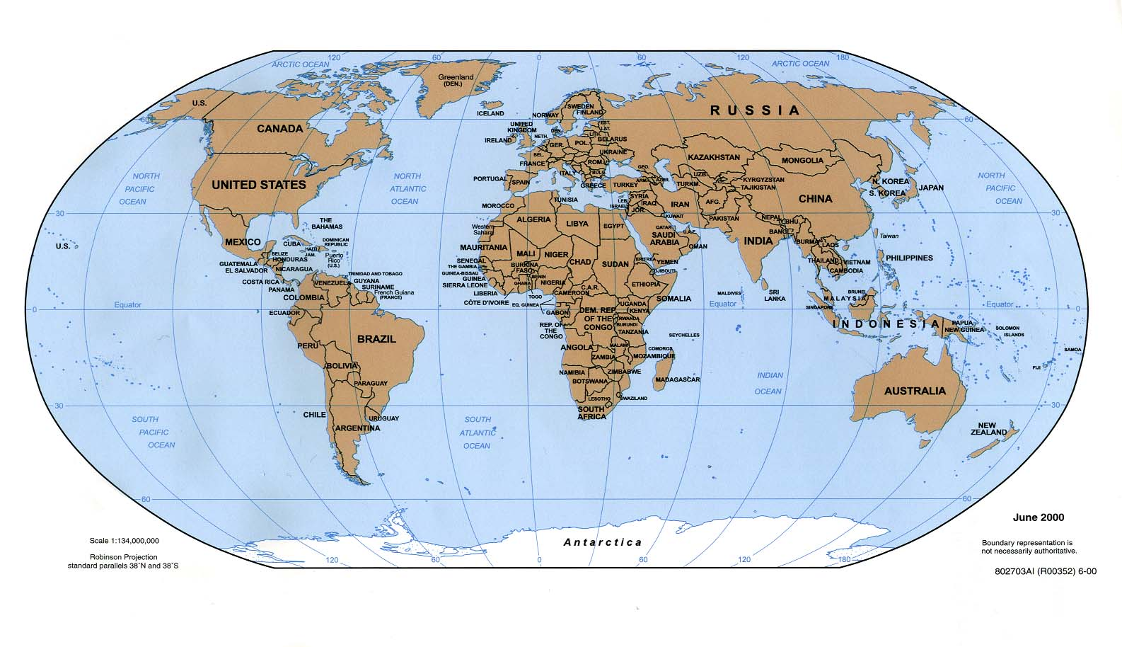 Maps In Light Of Biblical Prophecy