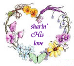 sharinHislove wreath